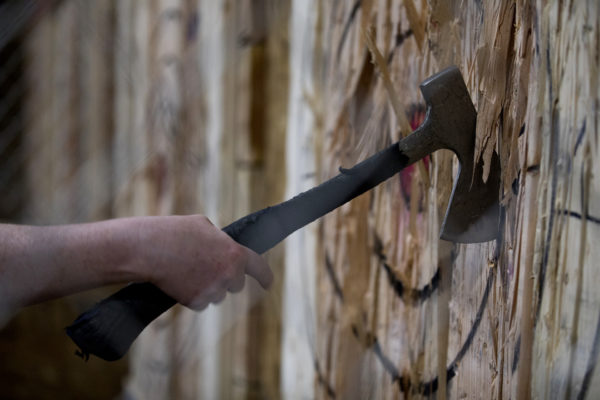 What is Urban Axe Throwing