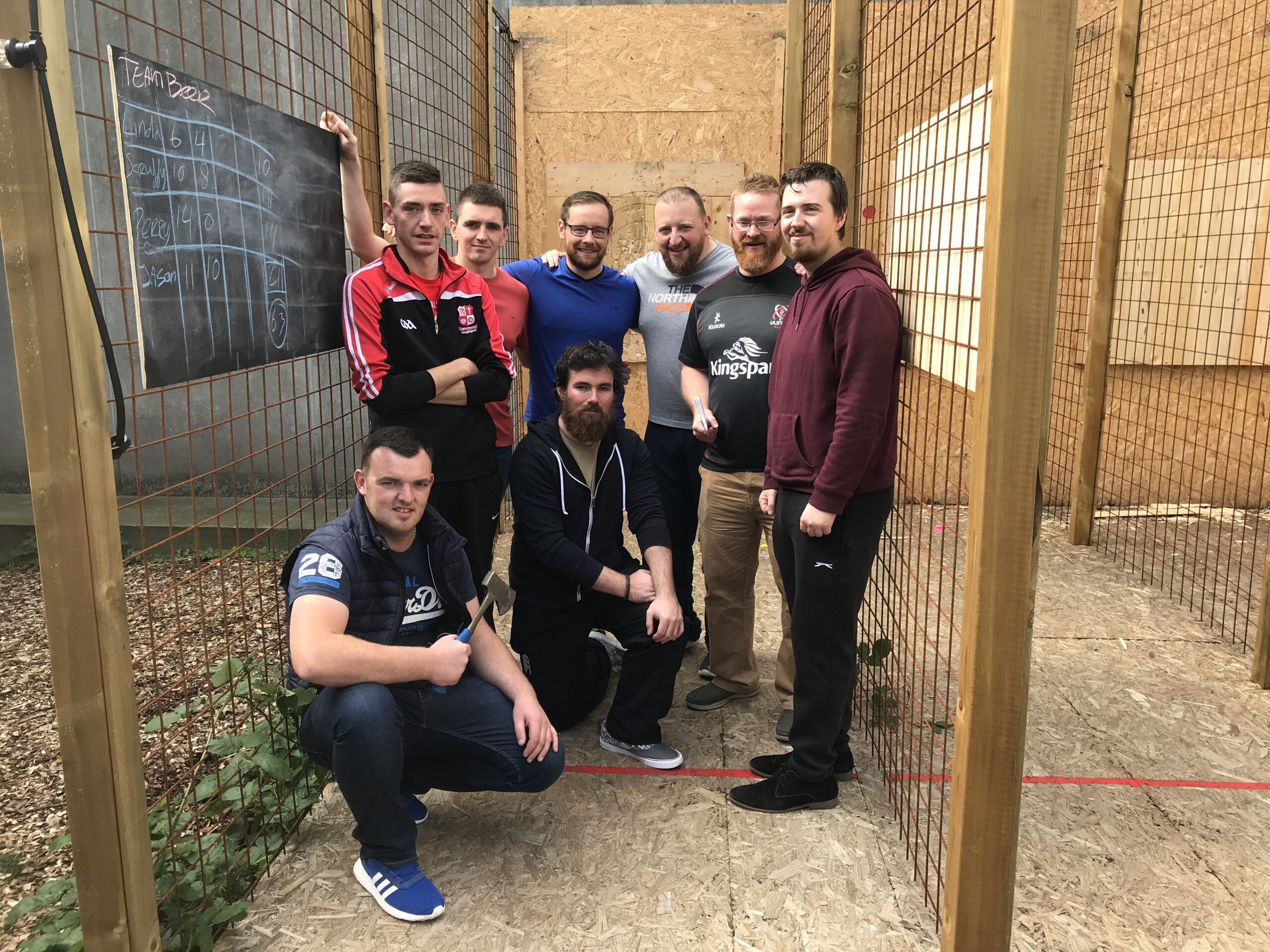Amsterdam Axe Throwing