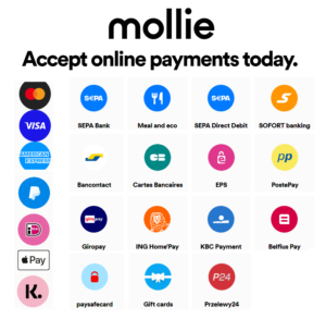 Mollie Accepted Payments